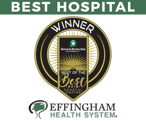 EHS Named Best Hospital in Coastal Empire