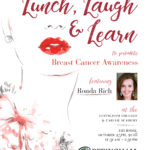 Lunch Laugh and Learn Program