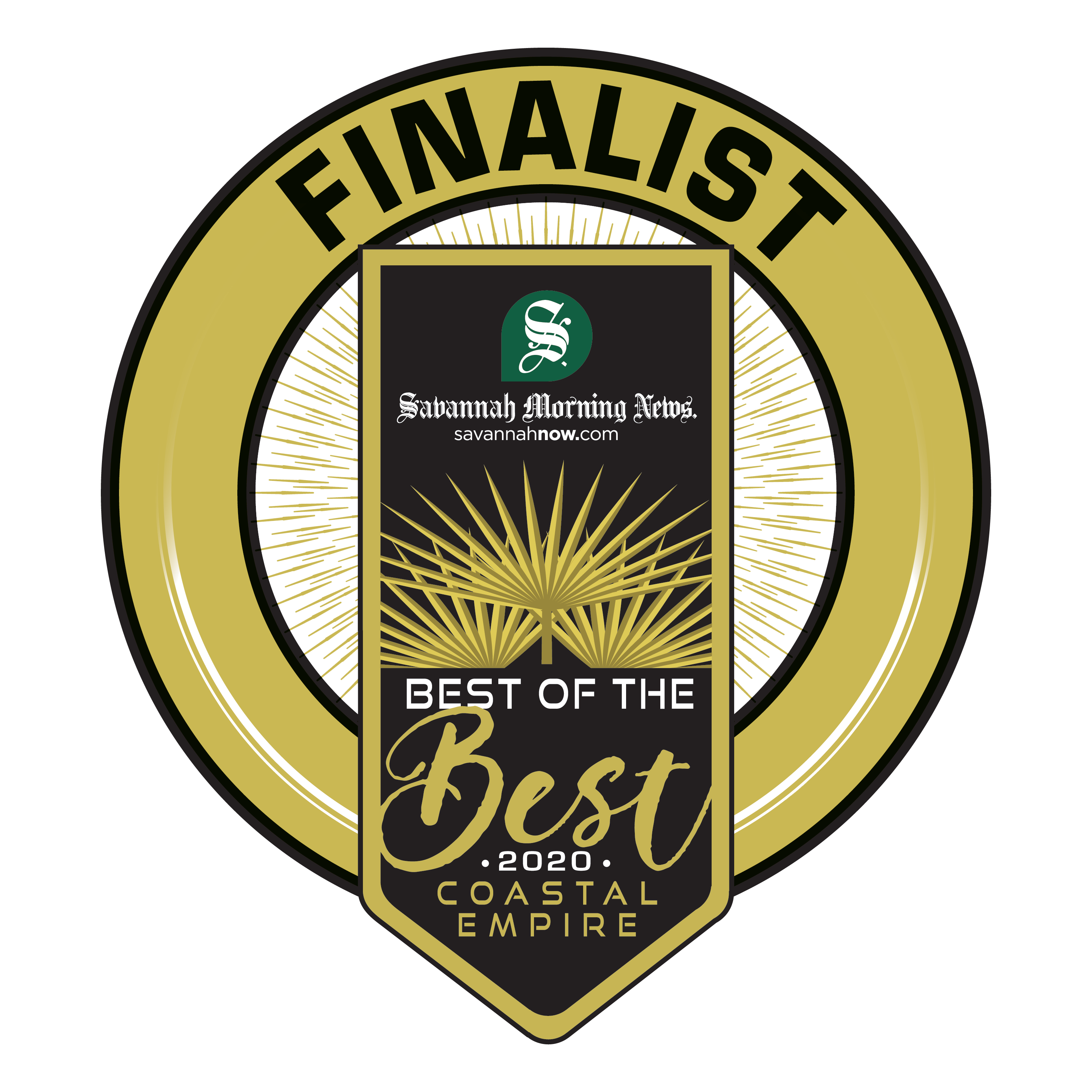 2020 Finalist Best of the Best Hospital in the Coastal Empire
